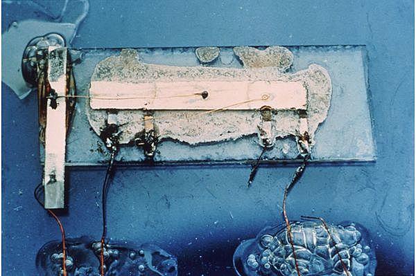 Primero circuito integrado.