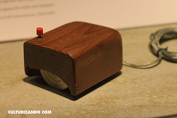 O primeiro protótipo de mouse