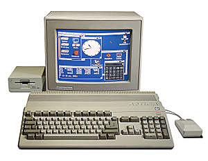 Amiga - 1000 PC