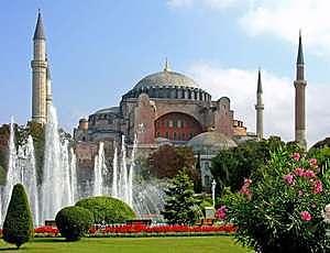 Hagia Sophia (Justinian)