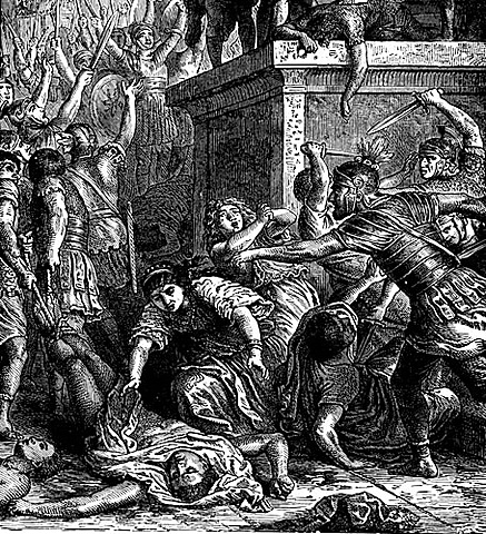 Nika Riots (Justinian)