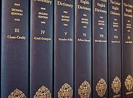 """First edition of the """"Oxford English Dictionary"""" is published"""