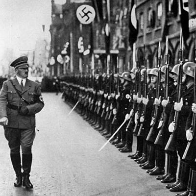 2.verdenskrig timeline