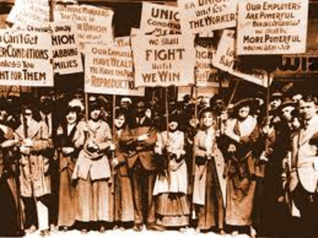 Women Fight for Change