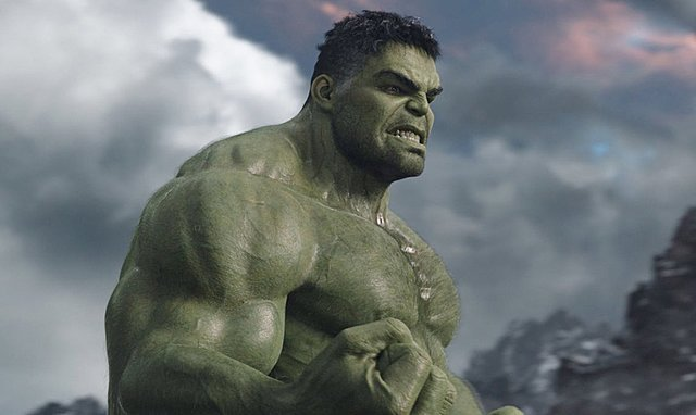 Bruce Banner and the Hulk