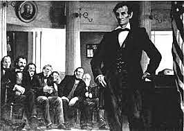 Lincoln first milestone in Politics