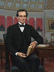 Lincoln gets his first National Position