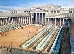 Vespasian builds his own Forum