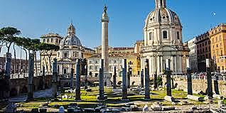 Forum of Trajan dedicated