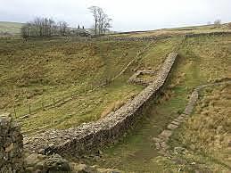 Antonine Wall built
