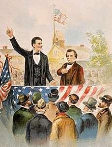 Lincoln goes for U.S. Senate