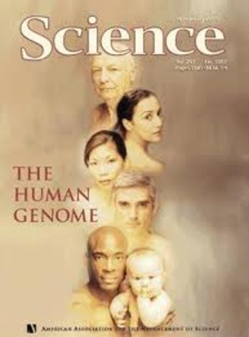 Publication of the Human Genome Sequence