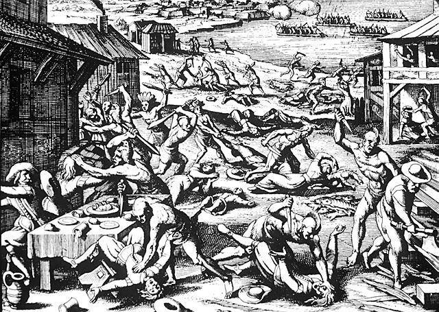 The Anglo-Powhatan Wars