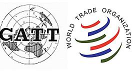 International trade regulation from GATT to the WTO timeline