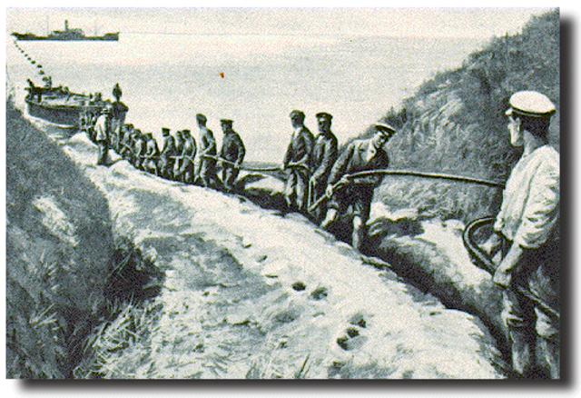 Cyrus Field: The Transatlantic Cable