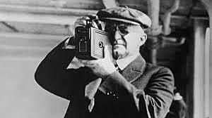 Primera camara Kodak