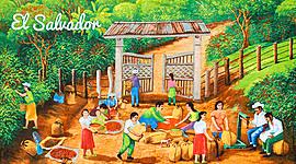 Historia de El Salvador 1486 al 2019 timeline
