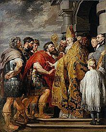Theodosisus I is born