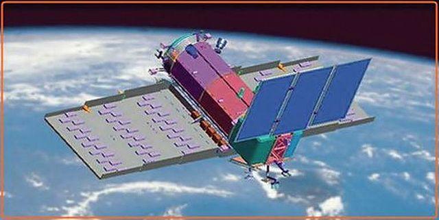 Lanzamiento de satélite educativo