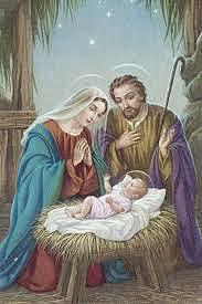 Jesus is born in Bethlehem