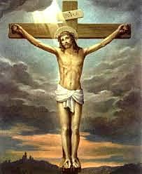 Jesus is crucified in Jerusalem