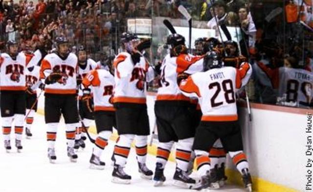 2010-2011 Men's Hockey Season Opener