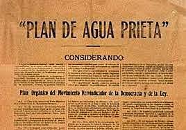 Plan de Agua Prieta