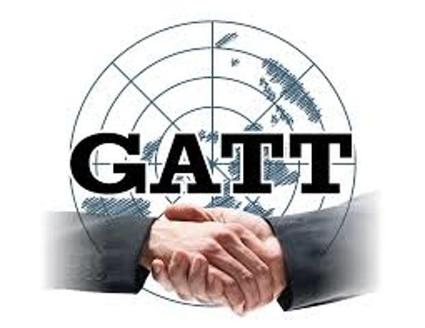 GATT entra en vigor