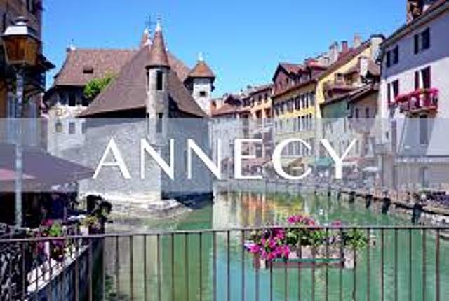 Segunda ronda en Annecy