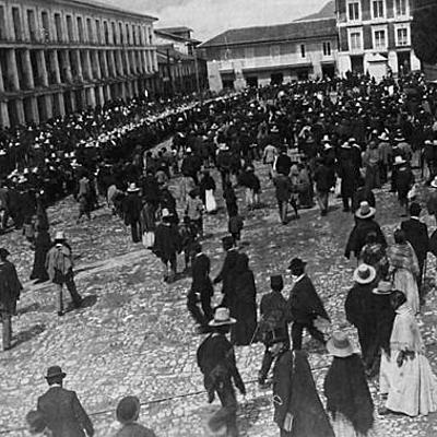 Colombia 1900-1950 timeline