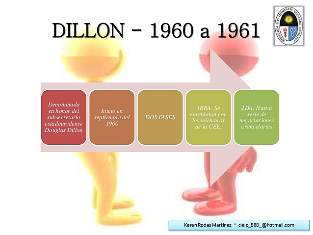 Inicia la Ronda Dillon celebrada en dos fases.
