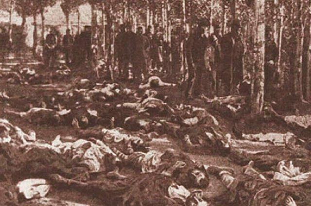 la masacre de las bananeras