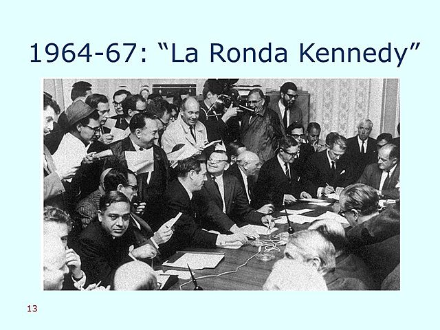 La Ronda Kennedy 1967