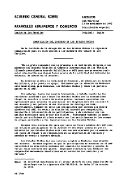 Acuerdo relativo al Comercio Internacional de los Textiles, llamado también Acuerdo Multifibras (AMF)