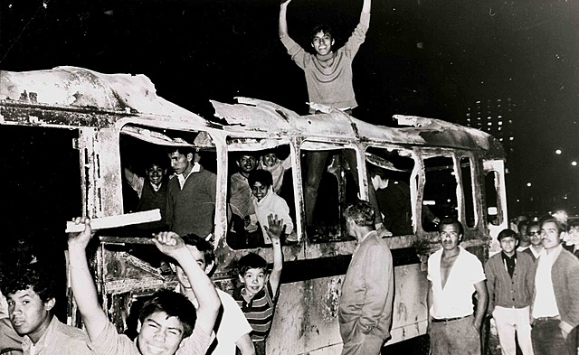 Conflicto estudiantil de 1968