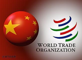 China ingresa a la OMC
