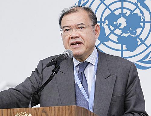 Supachai Panitchpakdi (Tailandia) es elegido Director General de la OMC
