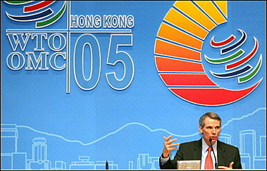 6ta Conferencia Ministerial en Hong Kong