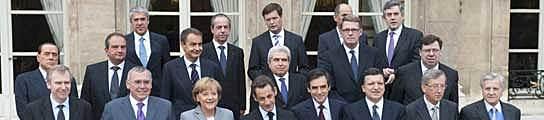 Los líderes del G20 se reúnen en Washington