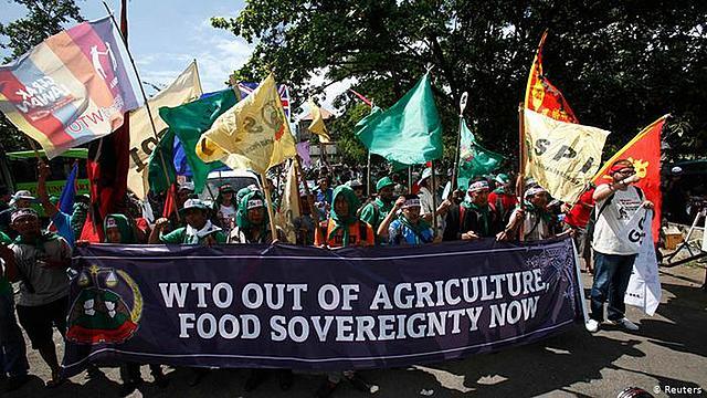 El grupo de diplomáticos de la India bloqueó un importante tratado de comercio mundial en último momento