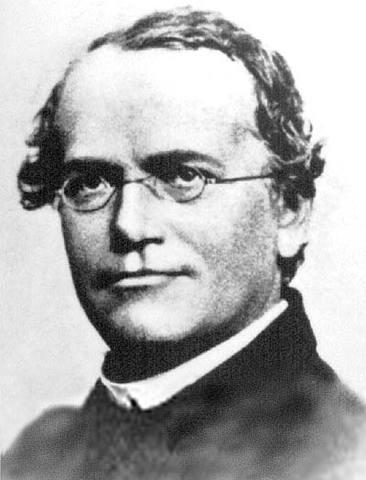 Gregor Mendel (1822-1884), the father of genetics