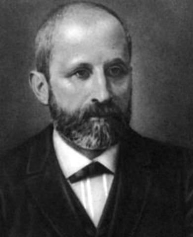 Friederich Miescher (1844-1895), the isolation of DNA