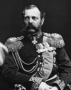 Zar Alessandro II