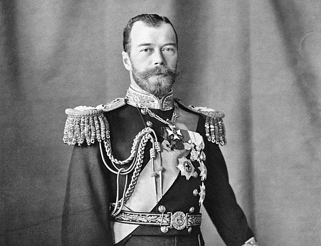 Caduta dello zar in Russia