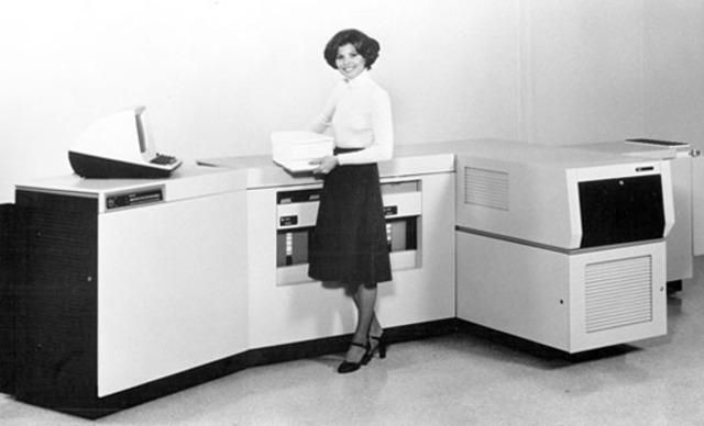 The Xerox 9700