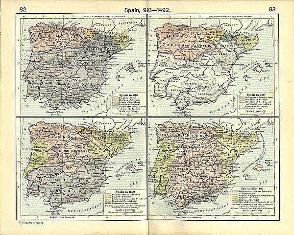 ETAPA DEL ESPAÑOL PREALFONSÍ: Hechos históricos