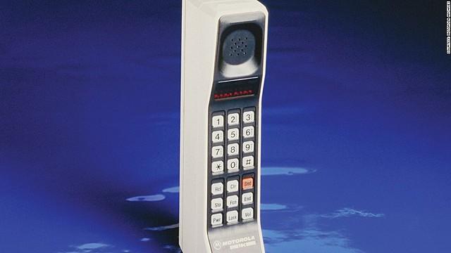 Motorola's DynaTAC
