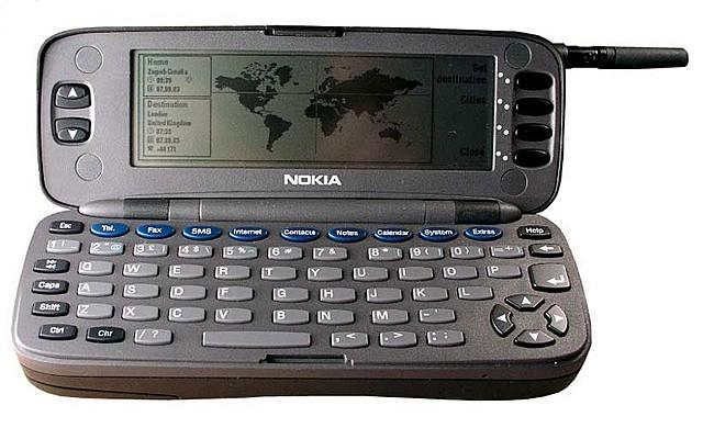 Nokia 9000 Comunicator