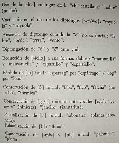 ETAPA DEL ESPAÑOL PREALFONSÍ: Características fonéticas del mozárabe