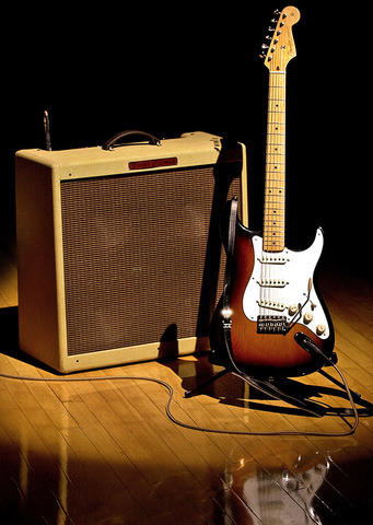 Telecaster Electric Guitar invented